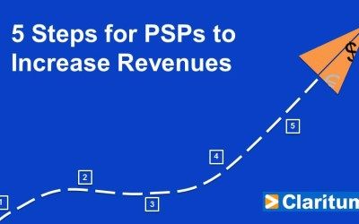 5 steps for PSPs to Increase Revenues Presentation