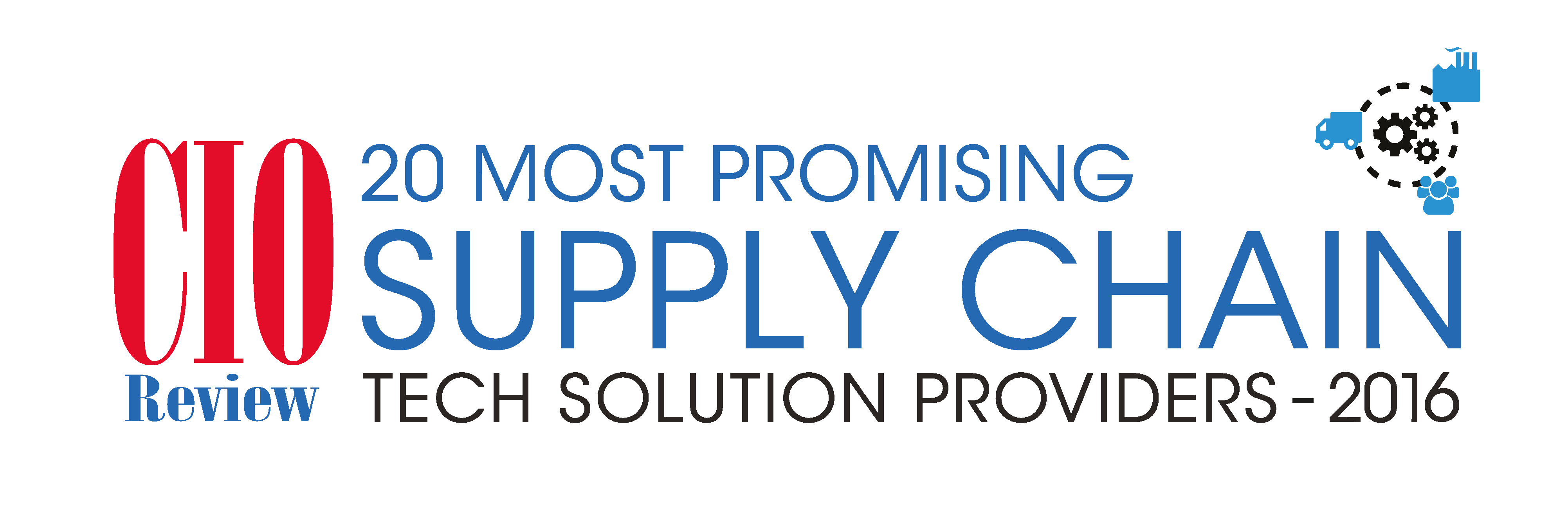 CIOReview most promising supply chain tech solution providers 2016