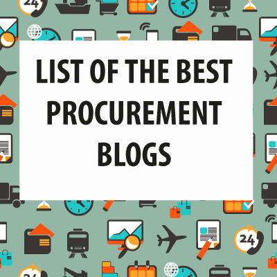 Procurement blogs - the best