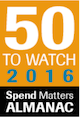 spend matters 50 to watch