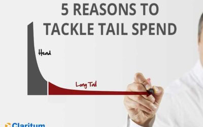 5 Reasons to Tackle Tail Spend