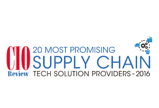Claritum selected as one of the 20 Most Promising Supply Chain Tech Solution Providers 2016   by CIOReview