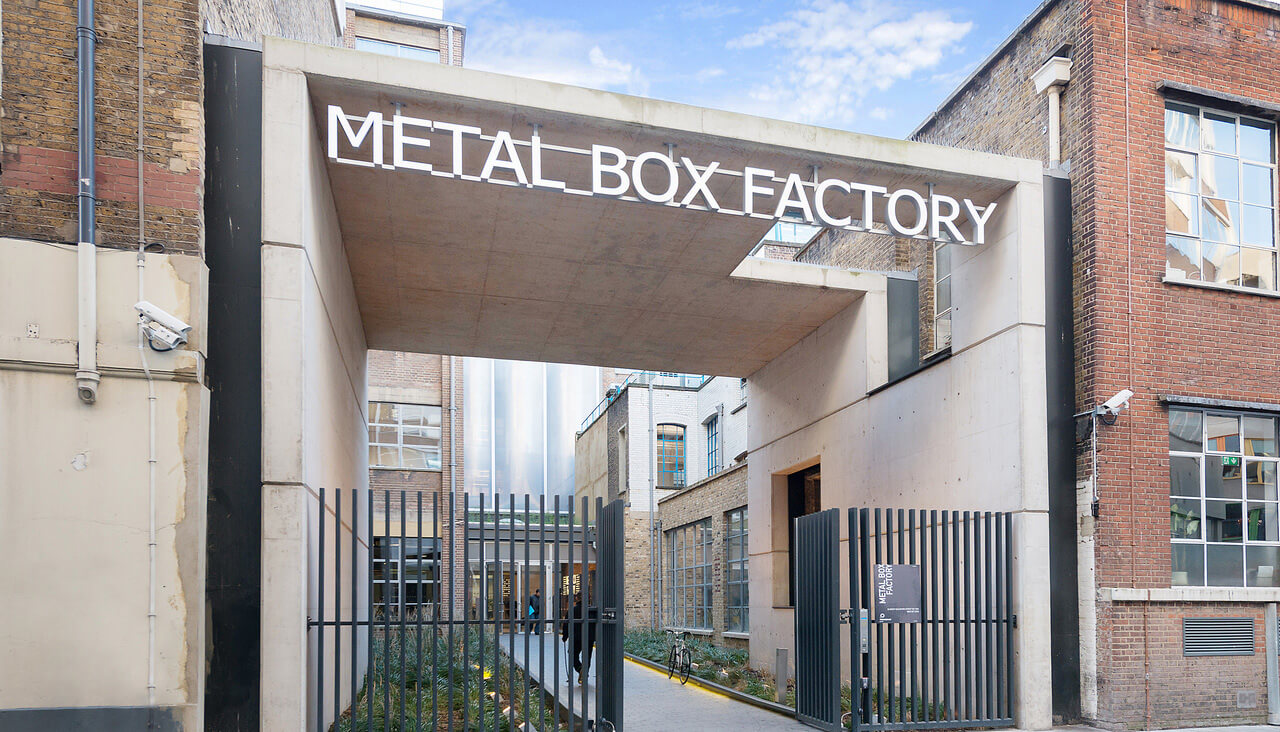 Metal Box Factory, Wahooti Head office
