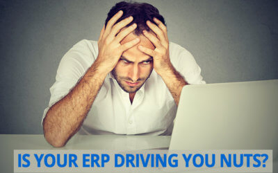 Is your ERP Driving you nuts? (article)